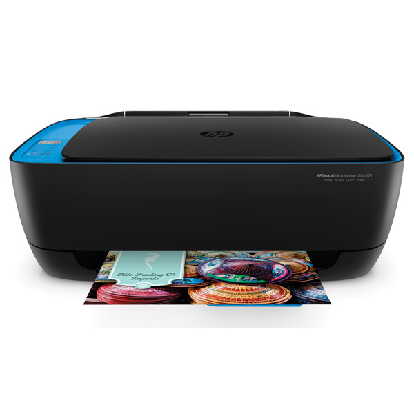 Струйное МФУ HP DeskJet Ink Advantage Ultra 4729 F5S66A струйное мфу hp deskjet ink advantage ultra 2529 k7w99a
