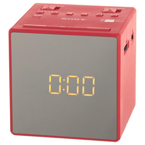 Радио-часы Sony ICF-C1T Red sony ericcson c905 в омске