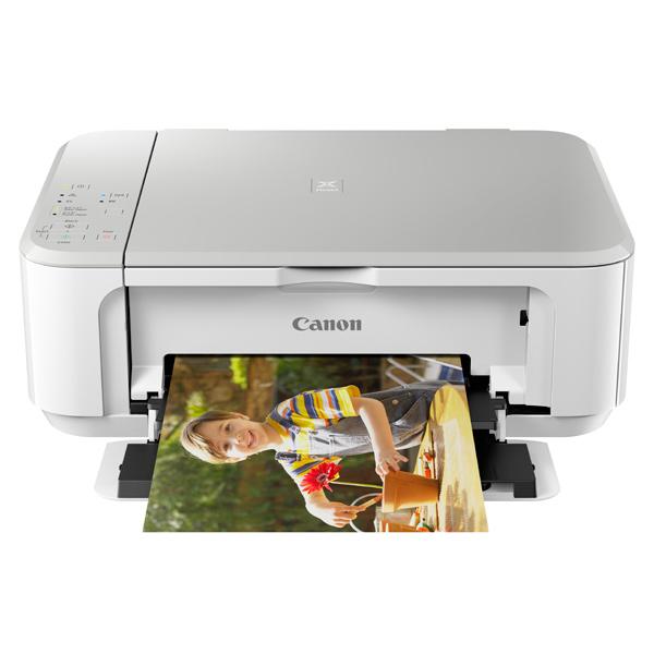 Струйное МФУ Canon PIXMA MG3640 White стоимость