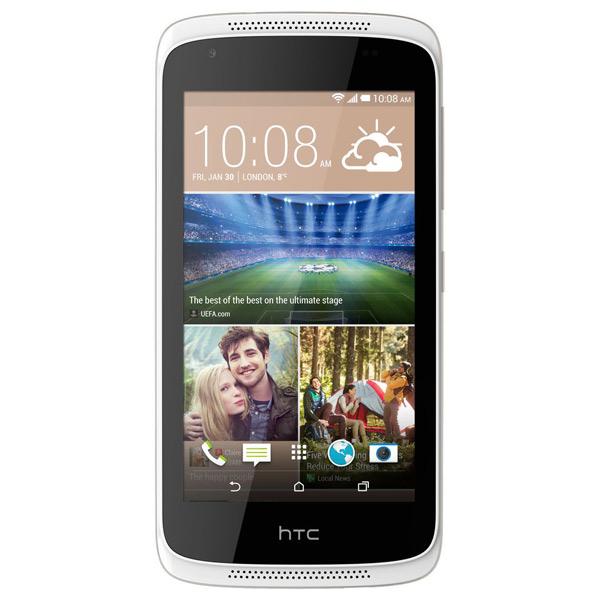 Смартфон HTC Desire 326g Dual Sim White Birch htc butterfly x920d с поддержкой карты памяти в твери