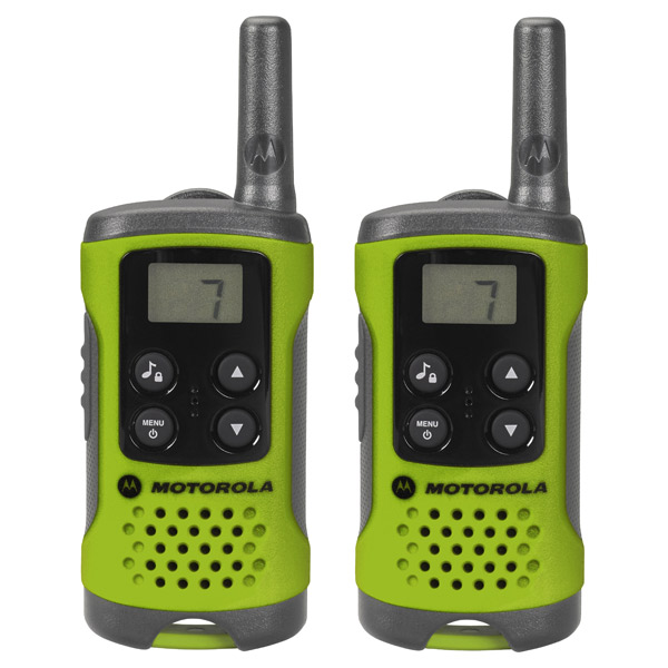 Радиостанция Motorola TLKR T41 Green (2 штуки) рации motorola tlkr t41