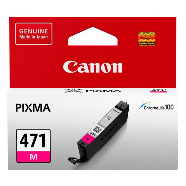 Картридж для струйного принтера Canon CLI-471 M картридж для струйного принтера canon cli 471 multipack c m y bk