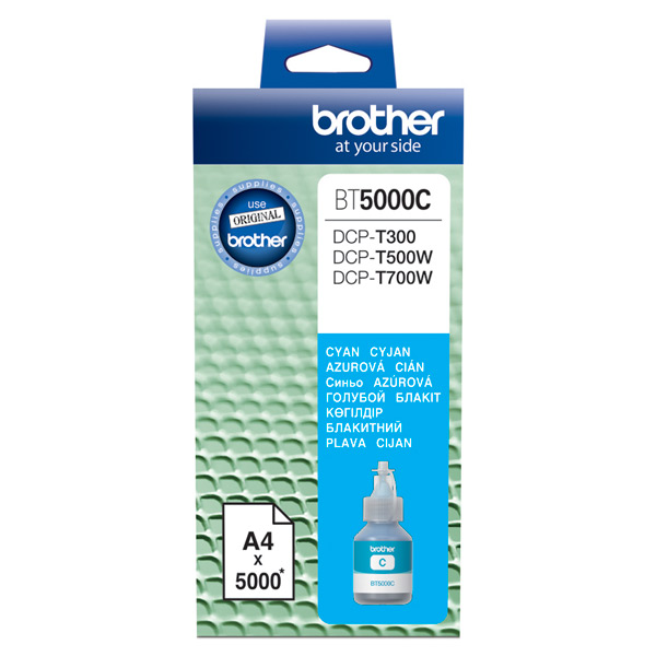 Чернила для принтера Brother — BT5000C