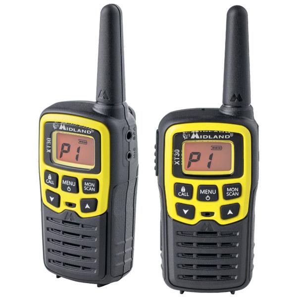 Радиостанция Midland XT30 (2 штуки) радиостанция midland g21 black