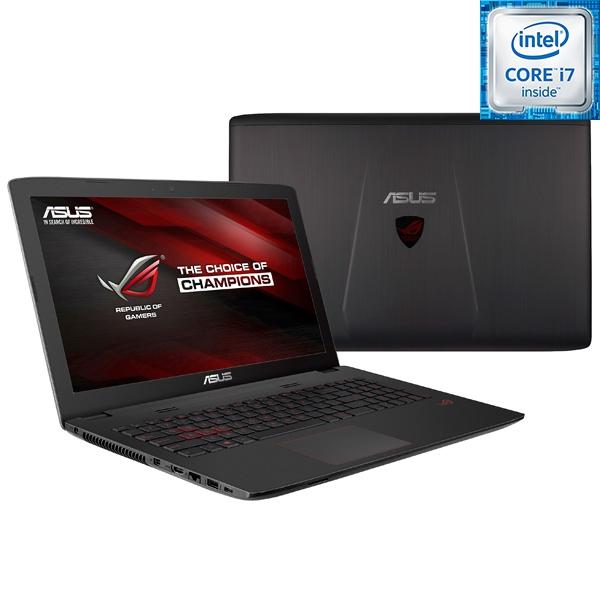 fc6ae1905cbb Ноутбук игровой ASUS ROG GL752VW-T4033T - отзывы покупателей ...