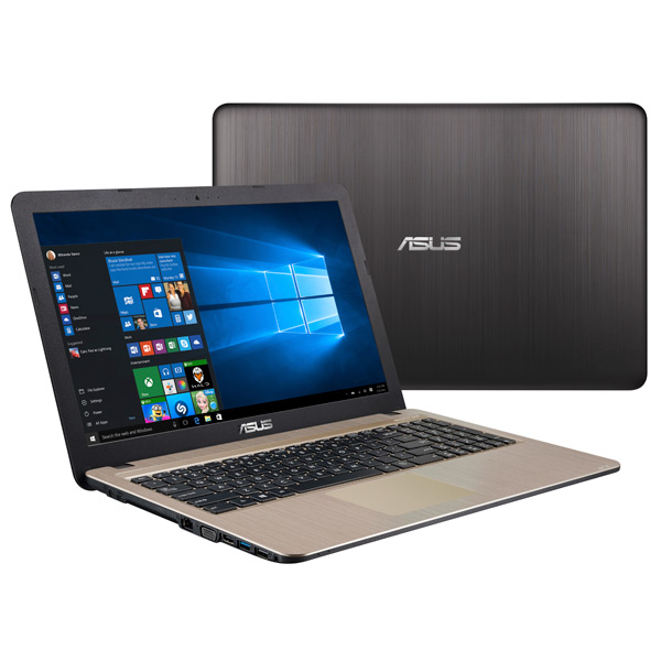 Ноутбук ASUS X540SA-XX012T asus vivobook x540sa chocolate black x540sa xx012d