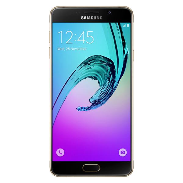 Смартфон Samsung Galaxy A7 (2016) Gold (SM-A710F)
