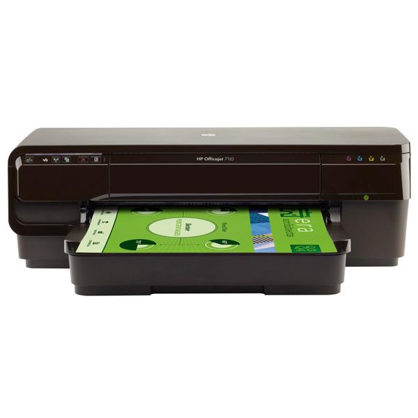 Струйный принтер HP Officejet 7110 принтер струйный epson l312