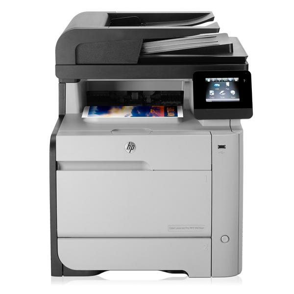Лазерное МФУ (цветное) HP Color LaserJet Pro M476dn (CF386A) A4 Duplex - купить аксессуары в интернет-магазине М.Видео - Челябинск - Челябинск