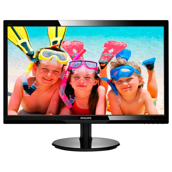 Монитор Philips 246V5LSB/00 монитор philips 246v5lsb