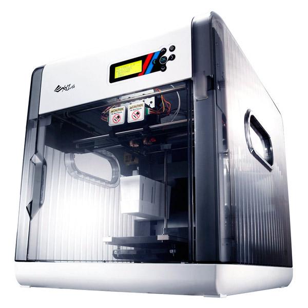 3D-принтер XYZ da Vinci 2.0A 3d принтер xyz nobel 1 0