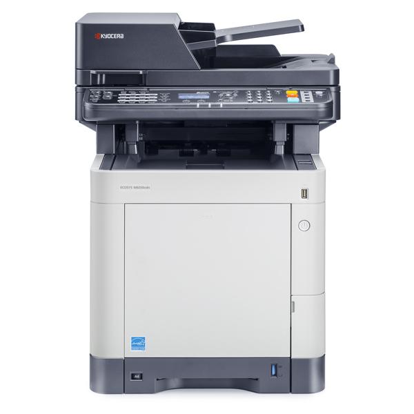 Лазерное МФУ (цветное) Kyocera ECOSYS M6030CDN цены онлайн