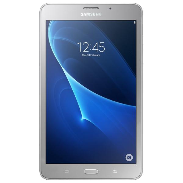Планшет Samsung Galaxy Tab A 7.0 8Gb LTE Silver (SM-T285) планшетный пк samsung galaxy tab a 7 0 sm t285 8gb серебристый sm t285nzsaser