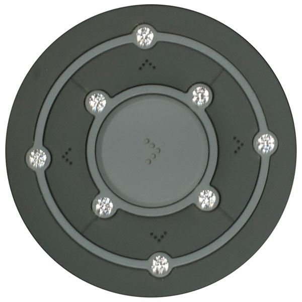 Портативный медиаплеер Ritmix RF-2850 8Gb Gray mp3 плеер ritmix rf 3450 16gb black