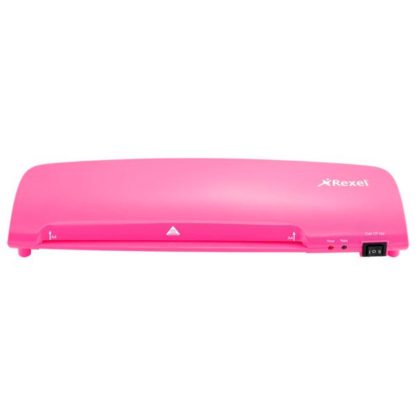 Ламинатор Rexel JOY A4 Pink (2104131EU)