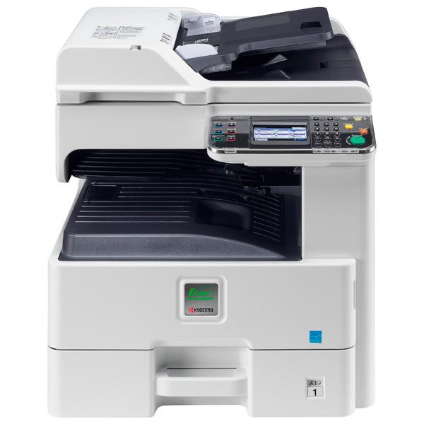 Лазерное МФУ Kyocera ECOSYS FS-6530MFP принтер kyocera fs 9530dn 1102g13nl0