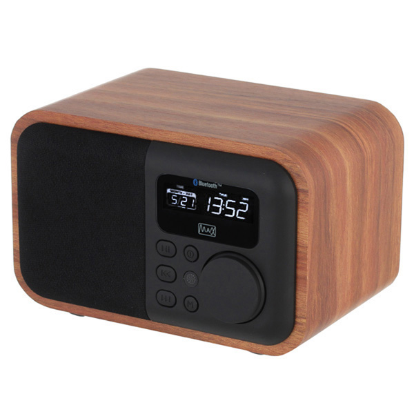 Радиоприемник MAX MR-332 max мультимидийная аудио система mr 280 черная