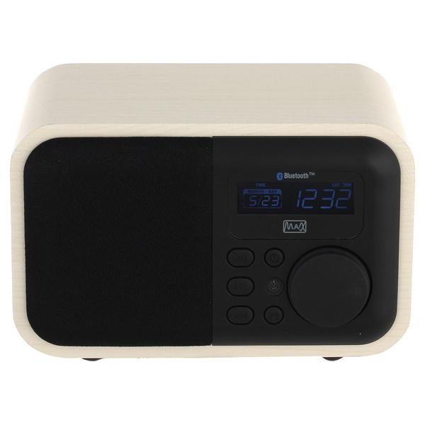 Радиоприемник MAX MR-331 max мультимидийная аудио система mr 280 черная