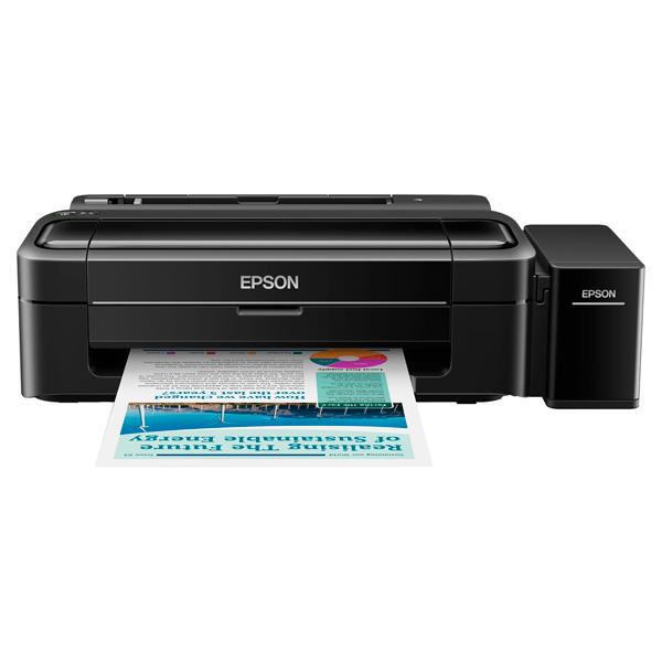 Струйный принтер Epson L132 epson l312 струйный принтер