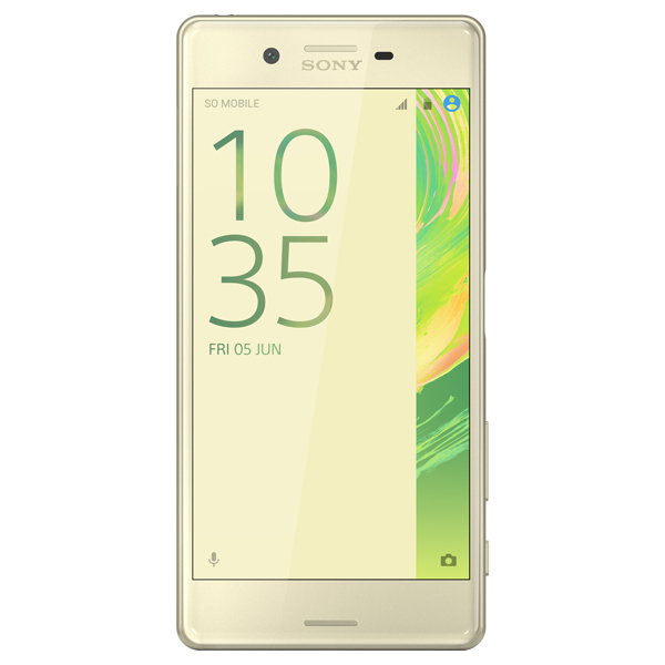 все цены на Смартфон Sony Xperia X Lime Gold 4G LTE (F5121) онлайн