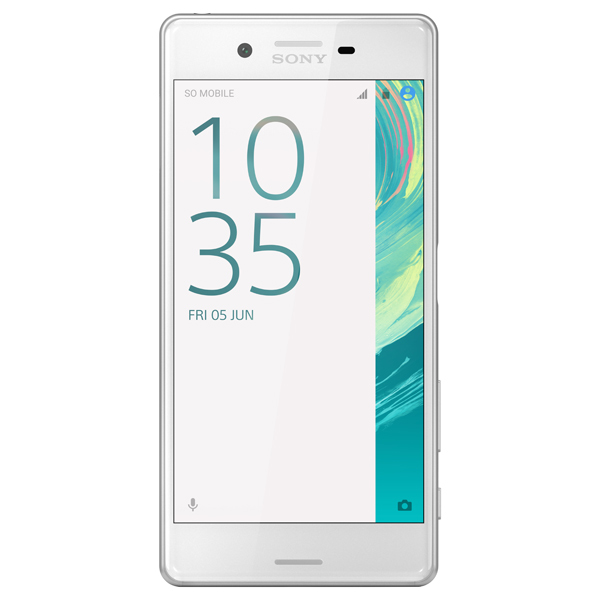 Смартфон Sony Xperia X White 4G LTE (F5121) sony xperia e5 f3311 white