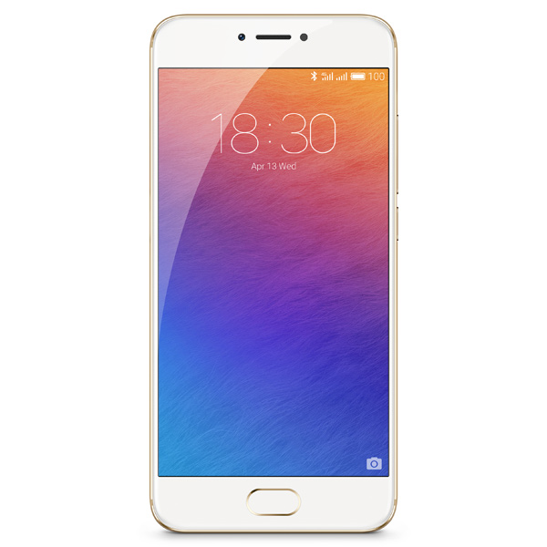 Смартфон Meizu Pro6 32Gb LTE Gold (M570H) защищенные смартфоны sony xperia x perfomance rose gold android 6 0 marshmallow msm8996 2150mhz 5 0 1920x1080 3072mb 32gb 4g lte [f8131rose gold]