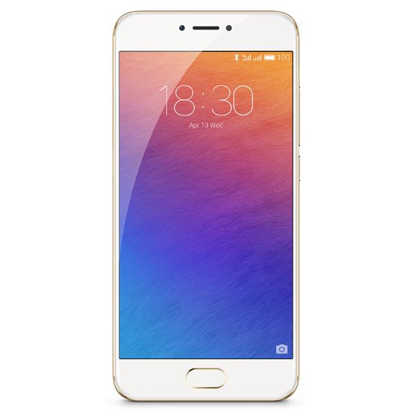 Смартфон Meizu Pro6 32Gb LTE Gold (M570H) смартфон meizu m3 note 32gb gold
