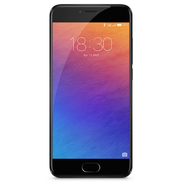 Смартфон Meizu Pro6 64Gb LTE Black (M570H) смартфон meizu pro 7 plus 64gb m793h золотистый