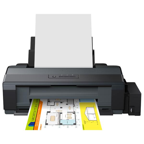 Струйный принтер Epson L1300 (A3+) epson l312 струйный принтер