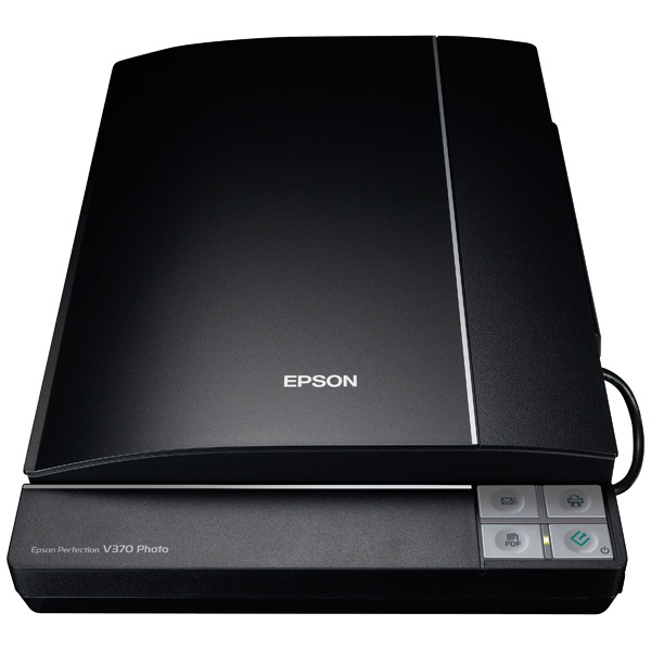 Сканер Epson Perfection V370