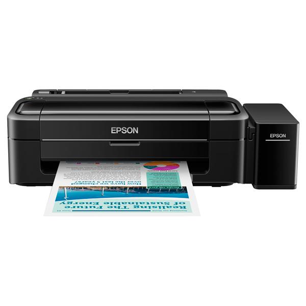 Струйный принтер Epson L312 epson l312 струйный принтер