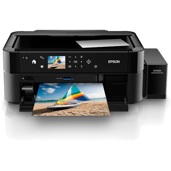 Струйное МФУ Epson L850 принтер epson l312 струйный цвет черный [c11ce57403]