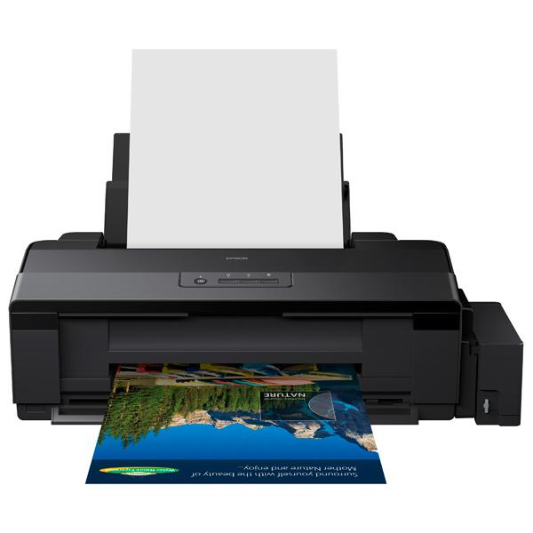 Струйный принтер Epson L1800 (A3+) картридж epson t10814a т09214а