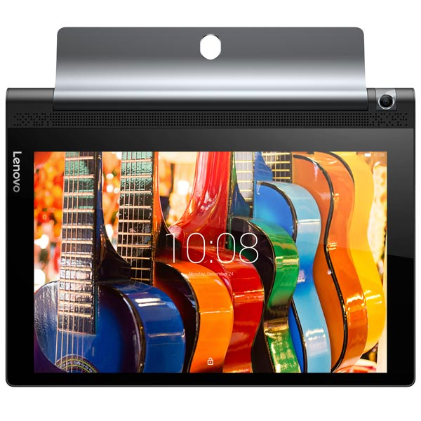 Планшет Lenovo Yoga Tablet 3 10 16Gb LTE Black (X50M) сотовый телефон lenovo k10 vibe c2 power k10a40 16gb black