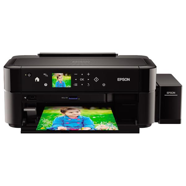Струйный принтер Epson L810 epson l312 струйный принтер