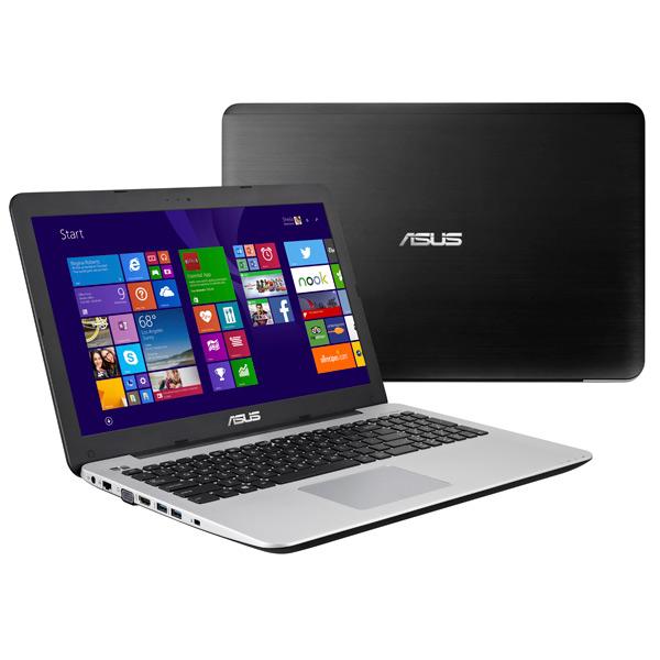 Ноутбук ASUS X555DG-XO020T оперативная память