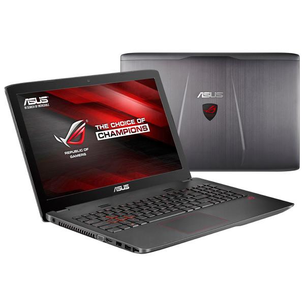 Ноутбук игровой ASUS GL552VX-XO103T ноутбук asus rog gl552vx
