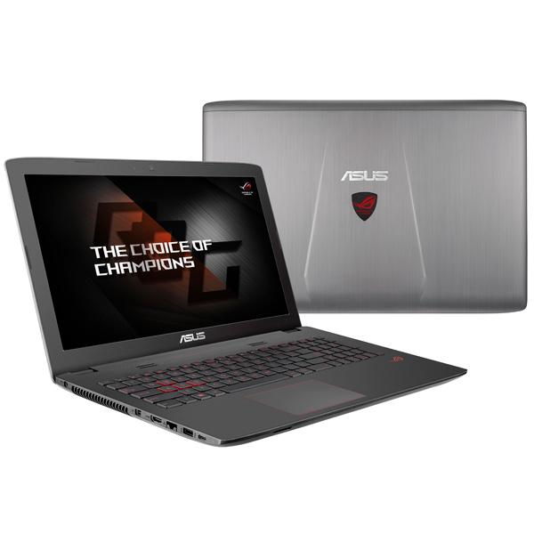 Ноутбук игровой ASUS GL752VW-T4237T ноутбук asus gl752