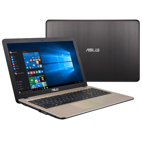 Ноутбук ASUS X540SA-XX002T asus vivobook x540sa chocolate black x540sa xx012d