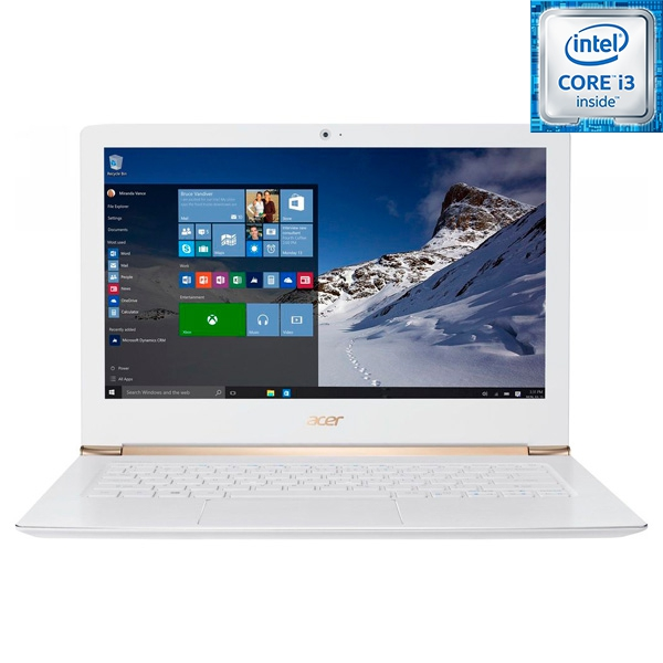 Ноутбук Acer Aspire S5-371-356Y NX.GCJER.009 ноутбук acer aspire s5 371 59pm 13 3 1920x1080 intel core i5 6200u nx gcher 011
