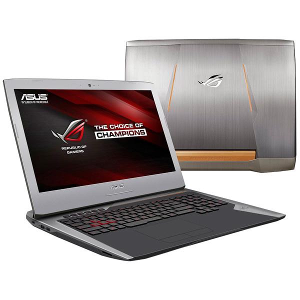 Ноутбук игровой ASUS G752VS-GB081T asus rog g752vs