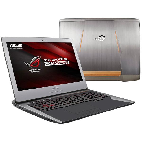 ASUS, Ноутбук игровой, G752VY-GC355T
