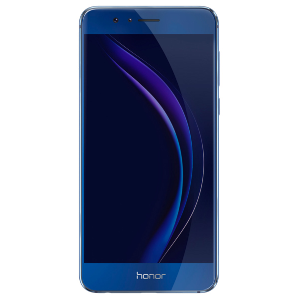 Смартфон Huawei Honor 8 32Gb Blue (FRD-L09) сотовый телефон huawei honor 8 4gb ram 64gb frd l19 blue