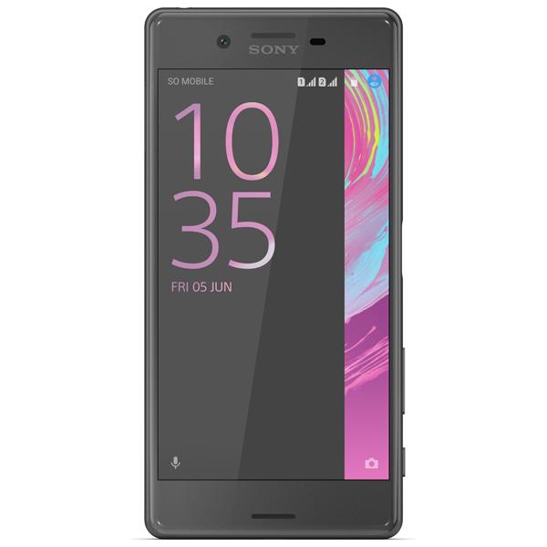 все цены на Смартфон Sony Xperia X Dual Graphite Black (F5122) онлайн