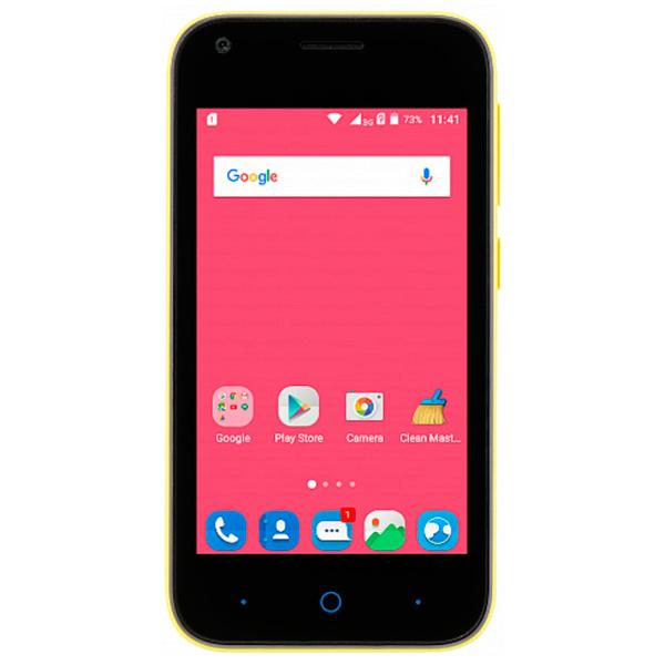 все цены на Смартфон ZTE Blade L110 Yellow онлайн