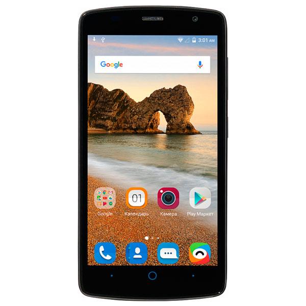 все цены на  Смартфон ZTE Blade L5 Plus Black  онлайн