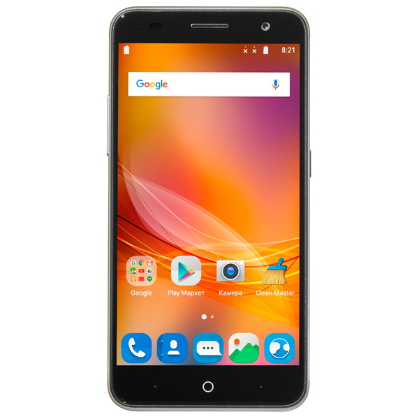 Смартфон ZTE Blade V7 Gold смартфон zte blade v8 mini 32gb gold