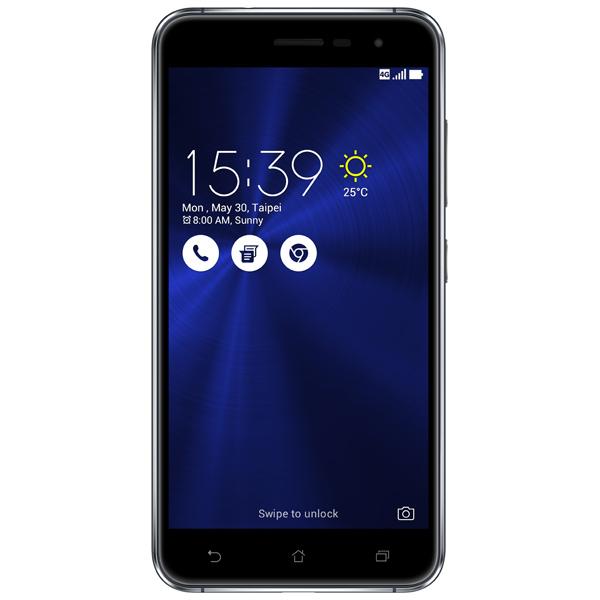 все цены на Смартфон ASUS ZenFone 3 ZE520KL 32Gb Black (1A042RU) онлайн