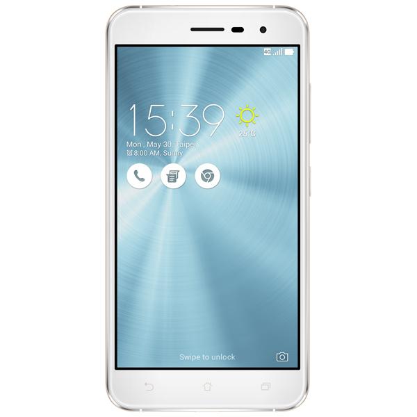 все цены на Смартфон ASUS ZenFone 3 ZE520KL 32Gb White (1B043RU) онлайн