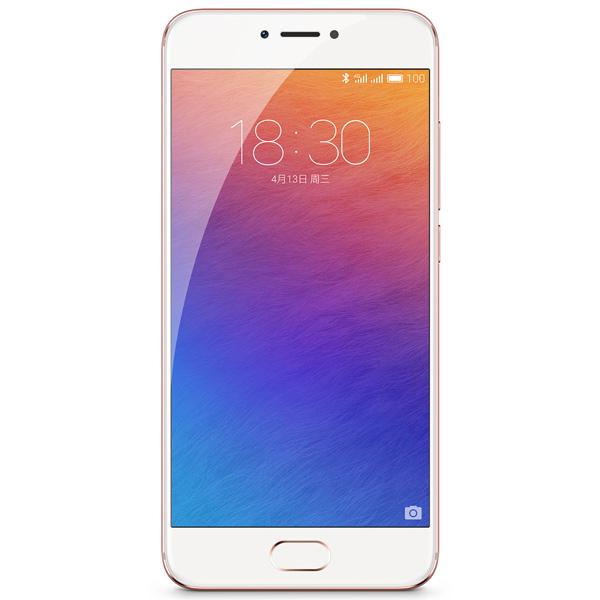 Смартфон Meizu Pro6 64Gb+4Gb RoseGold/White (M570H) meizu m9 в китае
